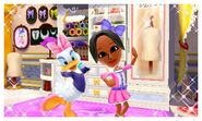 Daisy Duck and Mii Photos