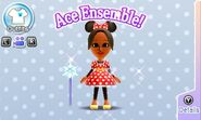 Minnie Polka Dot Outfit