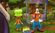 DMW2 - Goofy Treasure Box