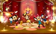 Mickey and His Friends Dance Show - DMW2