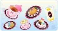 DMW - The Aristocats Cafe Recipes