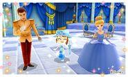 Prince Charming Cinderella and Mii Photos