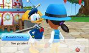 DMW2 - Donald Duck Met Mii