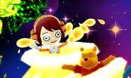 Mii and Winnie the Pooh DF - DMW2