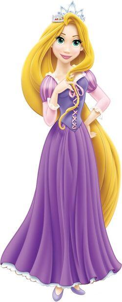 DMW2-Rapunzel
