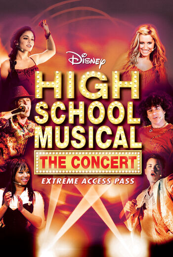 High School Musical- The Concert