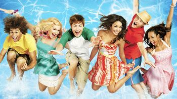High School Musical Characters