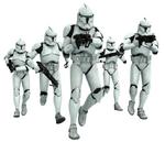 Clone trooper squad