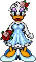 DaisyDuck Bridesmaid RichB
