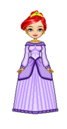Ariel s purple dress by lolascheving-dc7n971