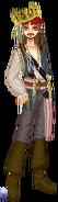 Jack Sparrow pudi