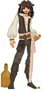 Capt Sparrow atlantisak