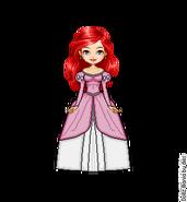 Ariel's Dinner Dress