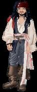 Jack Sparrow Elven Dolls