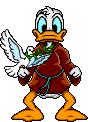 DonaldDuck Fantasia2000 RichB