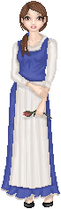 Belle Enchantedd