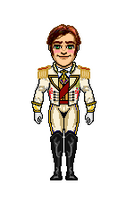 Hans' Uniform from Elsa's Coronation