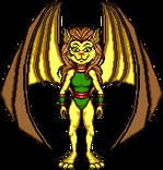 GARGOYLES Cat-Maggie RichB