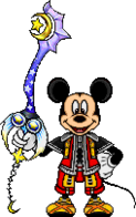 KingdomHearts MickeyMouse RichB
