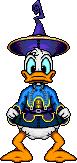 KingdomHearts DonaldDuck RichB