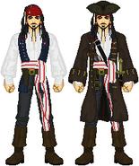 Jack Sparrow Taiko554