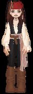 Jack Sparrow CavallCastle