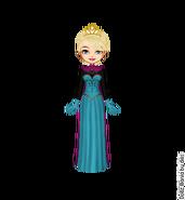Elsa coronation by lolascheving-da33ijq