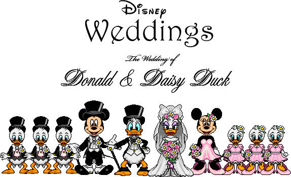 DuckWeddingParty RichB