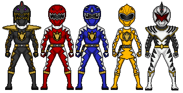 Abaranger by omniferis-d53itnt