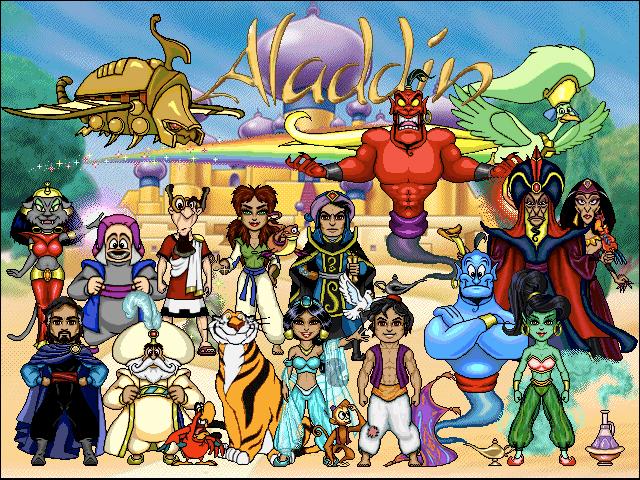 Aladdin RichB