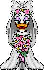 DaisyDuck Bride RichB