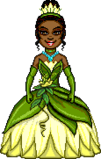 Princess Tiana RichB