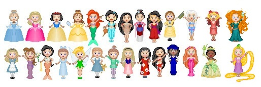Disney ladies emmi83