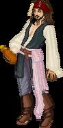 Jack Sparrow kaileighblue