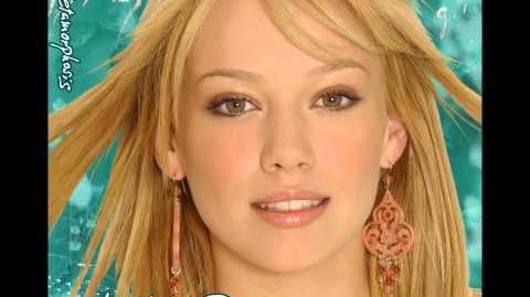 Hilary Duff - Love Just Is