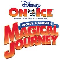 Disney On Ice Mickey and Minnie's Magical Journey