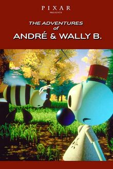 The Adventures Of Andre & Wally Bee Poster
