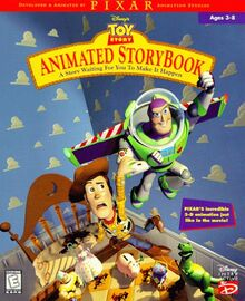 Disney's Animated Storybook Toy Story for PC