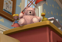 Dolly, Ducky, & Teddy