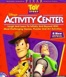 Pixar Disney Toy Story Activity Center for PC