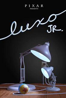 Luxo Jr Poster