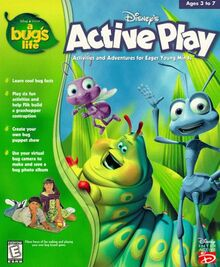 A Bug's Life Active Play for PC