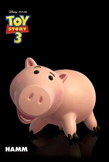 Hamm The Piggy Bank