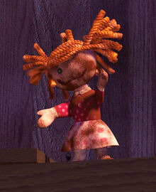 Burnt Rag Doll
