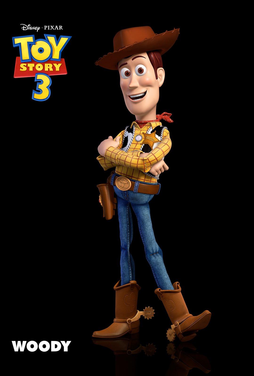 Sheriff Woody | Disney Pixar Animation Studios Wikia | Fandom