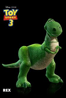 Rex The Roaring Dinosaur