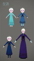 Elsa ages