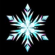 Elsa signature snowflake