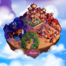 Agrabah toonspace