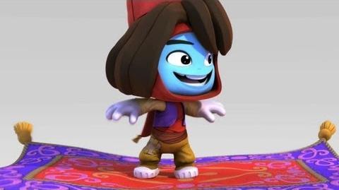 Disney Universe Aladdin World Trailer